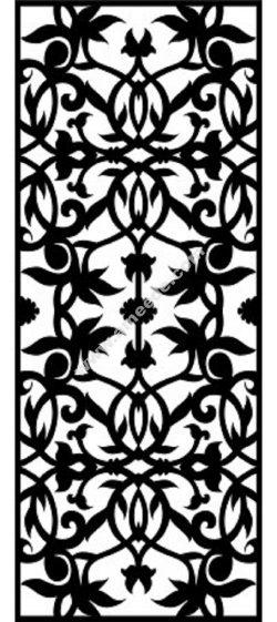 Decorative Screen Pattern 11