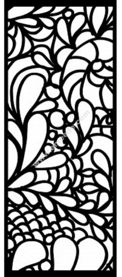 Decorative Screen Pattern 12
