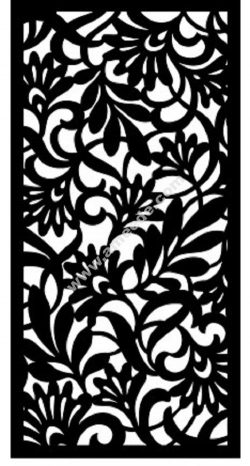 Decorative Screen Pattern 15