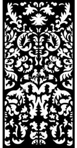 Decorative Screen Pattern 17