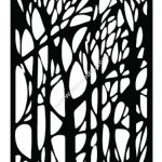 Decorative Screen Pattern 50