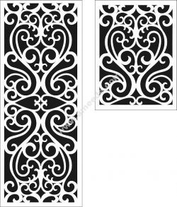 Grille Pattern