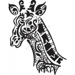 Zen giraffe