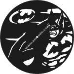 clock brand batman