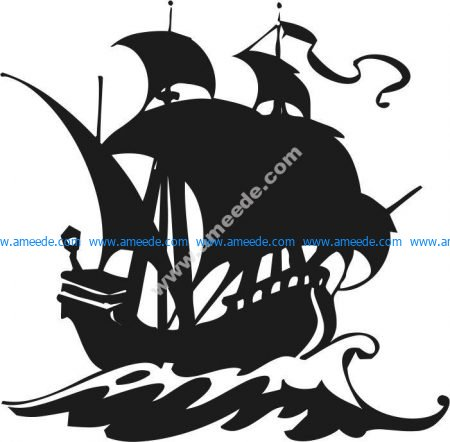 the royal ship