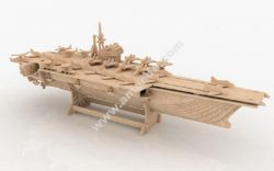 Aircraft carrier 3D Puzzle