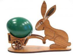 Easter Bunny Rabbit Laser Cut Plans