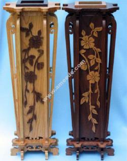 Laser Cut Decorative Vase