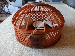 Yurt Jewelry Box