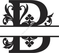 Regal Split Font B