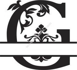 Regal Split Font G