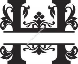 Regal Split Font H