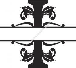 Regal Split Font I