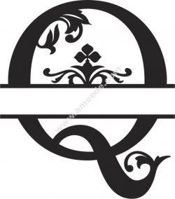 Regal Split Font Q