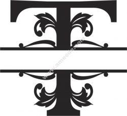 Regal Split Font T