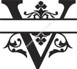 Regal Split Font V