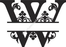 Regal Split Font W