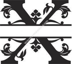 Regal Split Font X