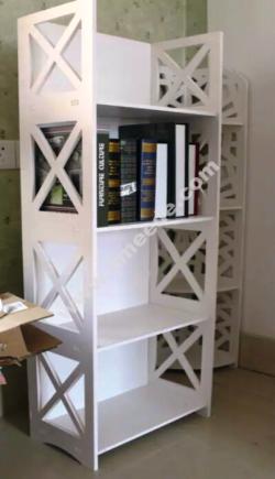 Vector Bookshelf Template