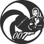watch of 007 spy