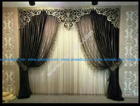 Arabic Style Curtain Download Free Vector