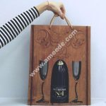 Bottle Carrier Gift Holder