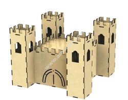 Castle Dollhouse