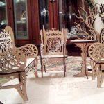 Chair Bench Sofa 3mm