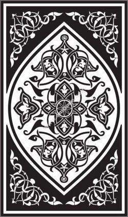 Custom Wall Art Patterns And Stencils