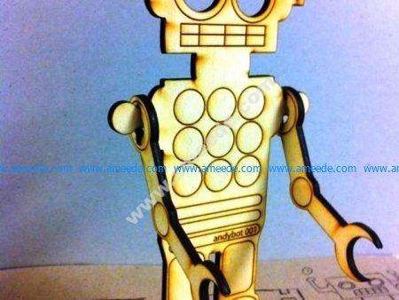 Cut Robot Free