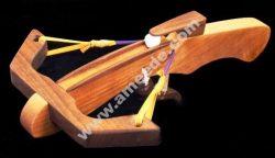 Diy Marshmallow Crossbow