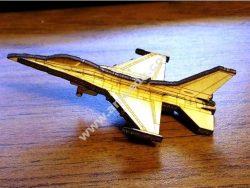 F-16 Fighting Falcon 3mm