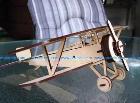 Fighter Plane Nieuport