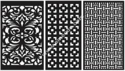 Grille Pattern Designs