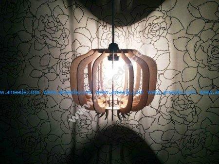 Lamp Pomegranate