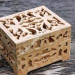 Laser Cut Chess Box 8mm