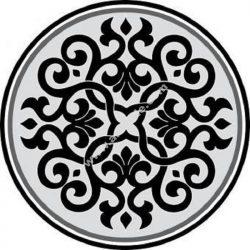 Modello Custom Stencil Pattern