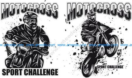 Motocross Prints