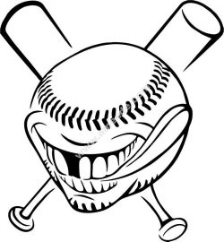 National baseball team icon