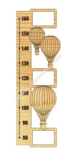 Rostomer Height Chart