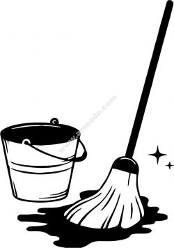 Sanitary cleaning icon
