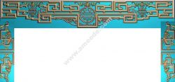 Song pattern patterned lettering Hy Hy ancient motifs