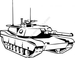 The silent battle tank of America