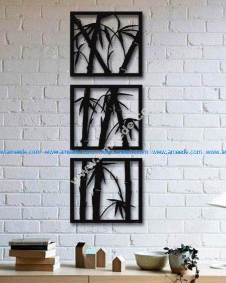 Wall Art Tree