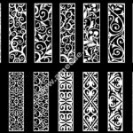 laser cutting designs dxf files