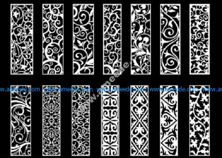 laser cutting designs dxf files – Amee House
