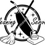 symbol of floor cleaning team