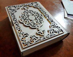 Book cover or album