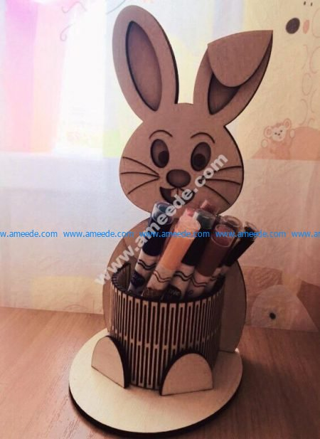 Bunny Egg Holder
