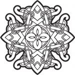 Celtic Ornament Decor
